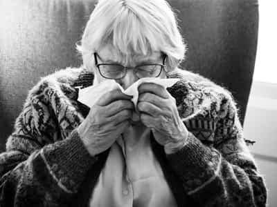 frio en ancianos